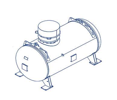 Контейнер для перевозки одоранта СПМ